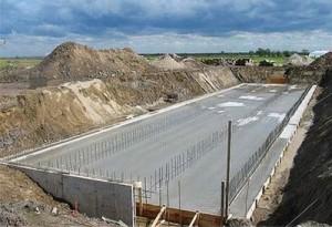 Нужен бетон: количество бетона