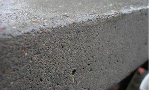 Гидротехнический бетон образец